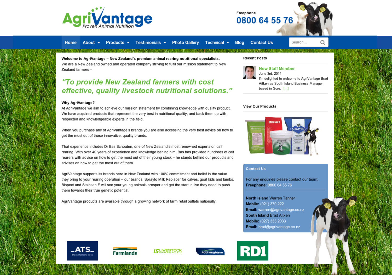 Agrivantage