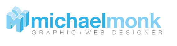 Michael Monk - Graphic & Web Designer